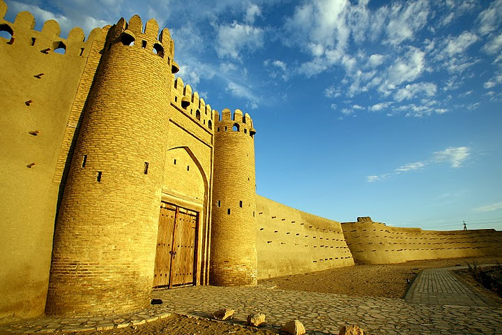 Gate and Defense walls of Bukhara