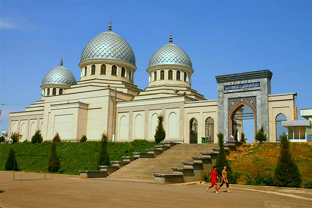 A Backpacker's Travel Guide to Tashkent - Epic Curiousity