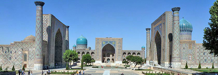 Samarkand 187 Things To Do And Places To Visit In Samarkand