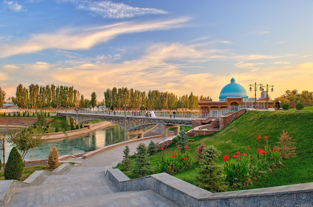 Tashkent's parks and outdoors