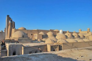 Bathhouse of Anush-khan in Khiva