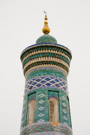 MINARET AND MADRASSAH OF ISLAM KHODJA