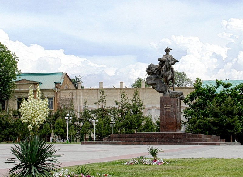 Main Square in Andijan