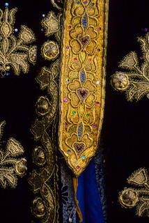 Gold Embroifery Belt