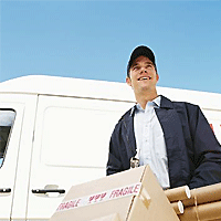 Courier Services in Tashkent